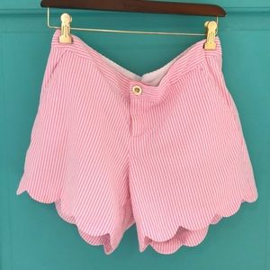 Lilly Pulitzer Buttercup Shorts, size 10
